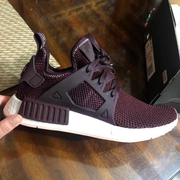 super popular 10a5f efbd2 NMD XR1 Adidas in Dark Burgundy NWT